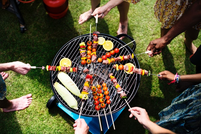 Great recipes for campsite cooking