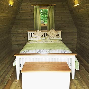 Luxury Glamping pod now available at Southfork