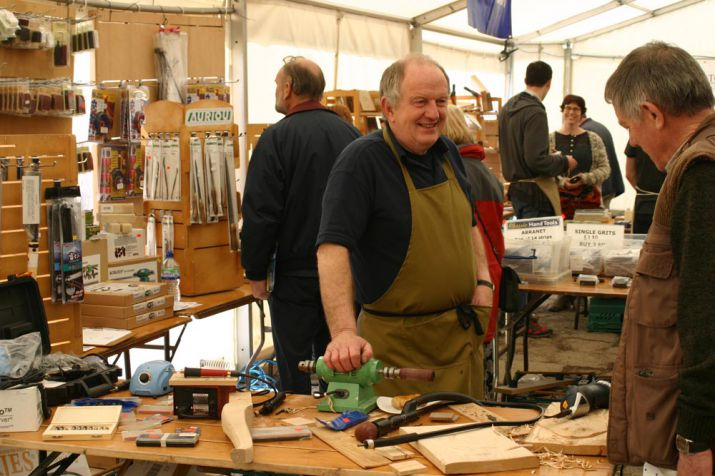 Annual, Yandles Woodworking Show and Sale  - 7th & 8th April 2017